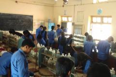 UG. Laboratory-I Having intake capacity of 28 students