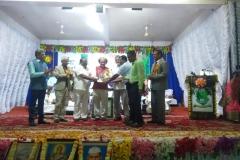 Awarded  First  Prize  to  Annual  Magzine by Gondwan  University  Gadchiroli